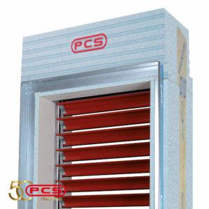 Isolamento Acustico Cassonetti Avvolgibili.Pcs Srl Sistemi Monoblocchi Cassonetti Per Tapparelle Sistemi