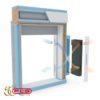 Sistema ventilazione meccanica controllata VCM A